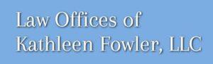 Logo for Kathleen Fowler law