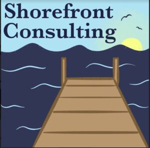 Logo for Shorefront Consulting